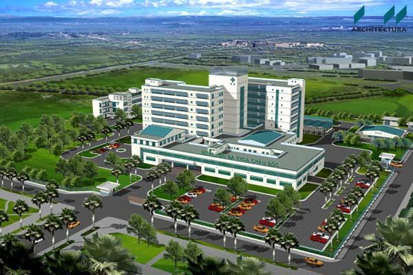 Bệnh viện đa khoa Châu Đốc