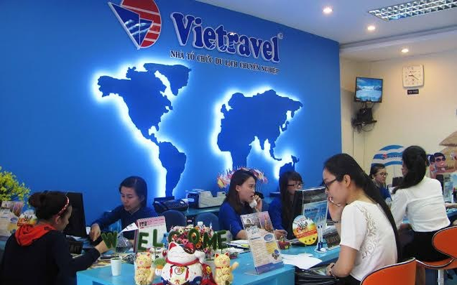 Công ty tư vấn du lịch Vietravel
