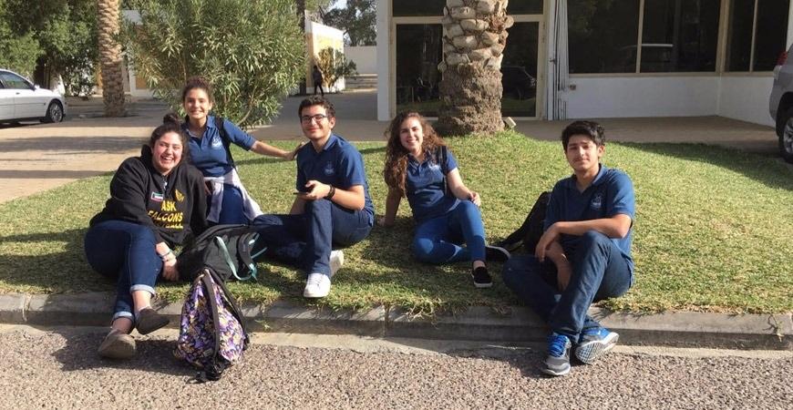 Du học sinh tại kuwait