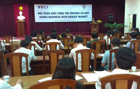 Hội thảo giữa Việt Nam và Kuwait