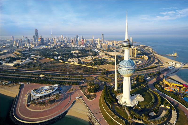 Mùa hè tại Kuwait