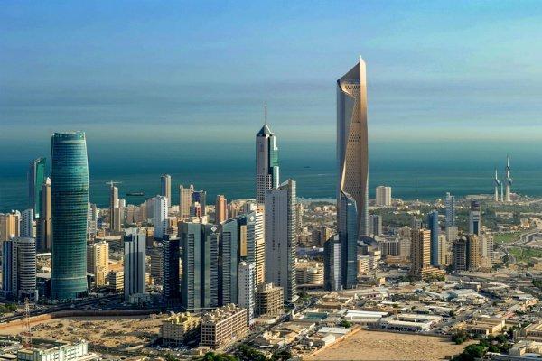 Làm việc tại Kuwait