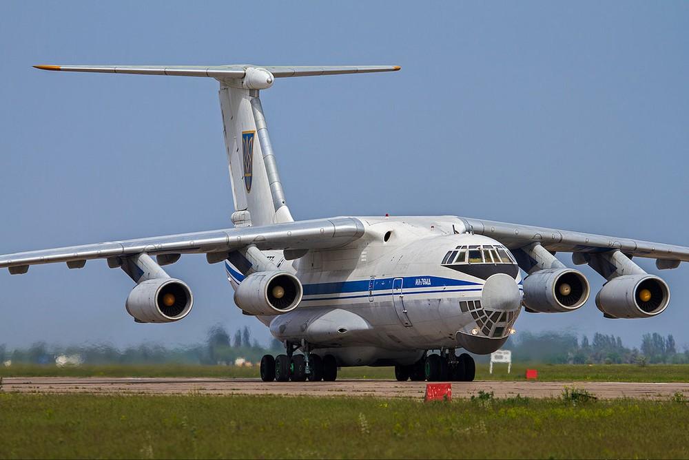 Máy bay của LHQ - Ảnh minh họa