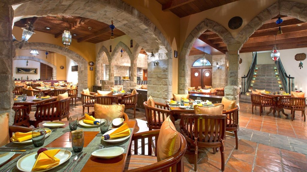 Nhà hàng Assaha Village
