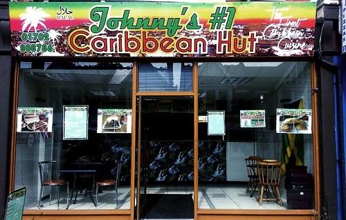 Nhà hàng Caribbean Hut