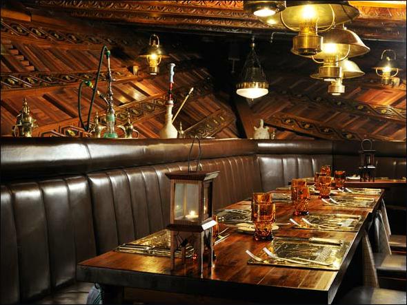Nhà hàng Flame Kitchen