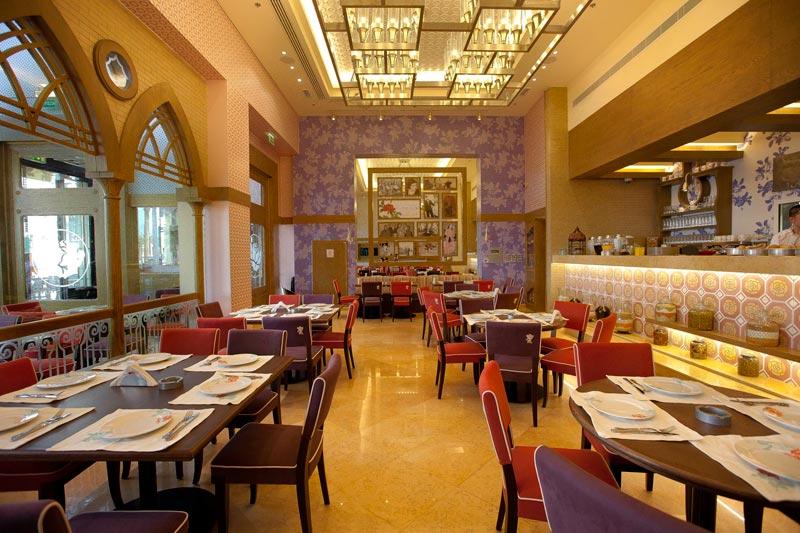 Nhà hàng Leila