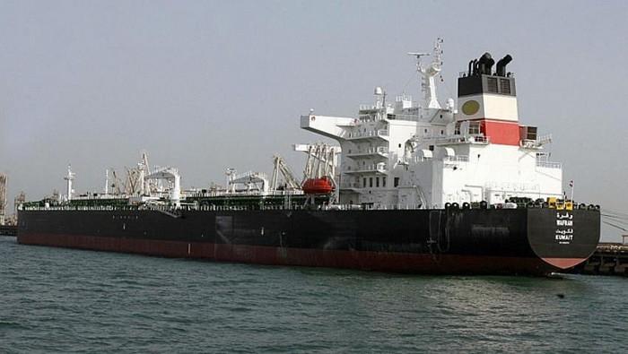 tàu chở dầu