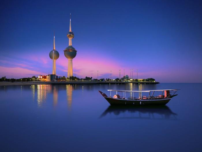 Tháp đôi Kuwait
