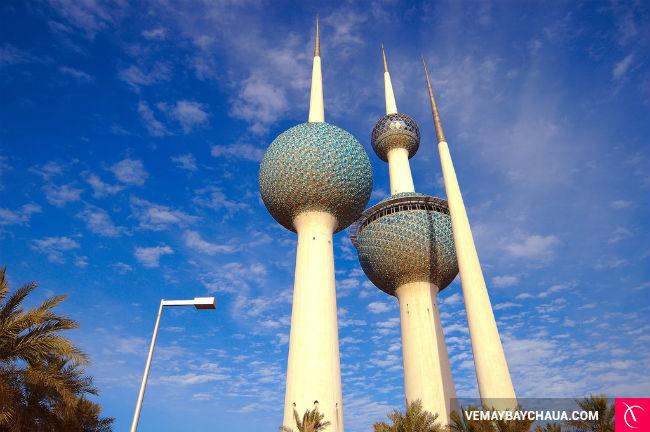 Tháp Kuwait