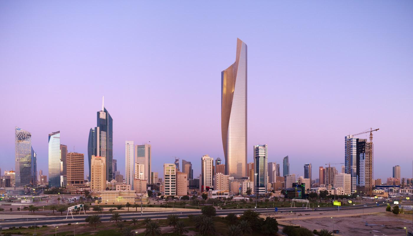 Tòa tháp Al Hamra