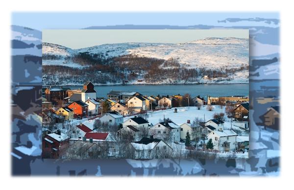 Thành phố gần Kirkenes nhất là Murmansk ở Nga.