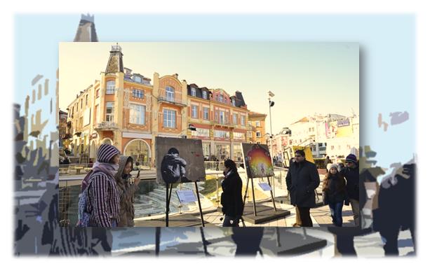 Plovdiv sẽ mừng sự thay đổi của thành phố