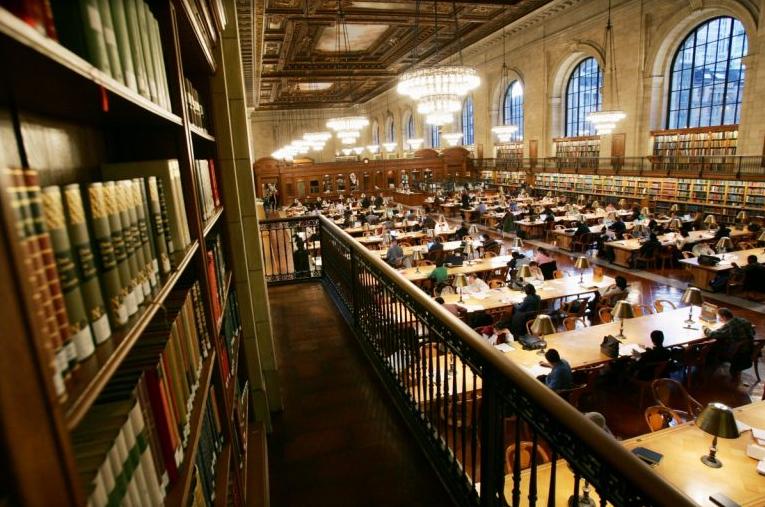 Thư viện Havard