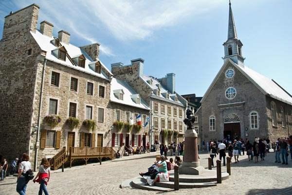 Điều kiện bang Quebec