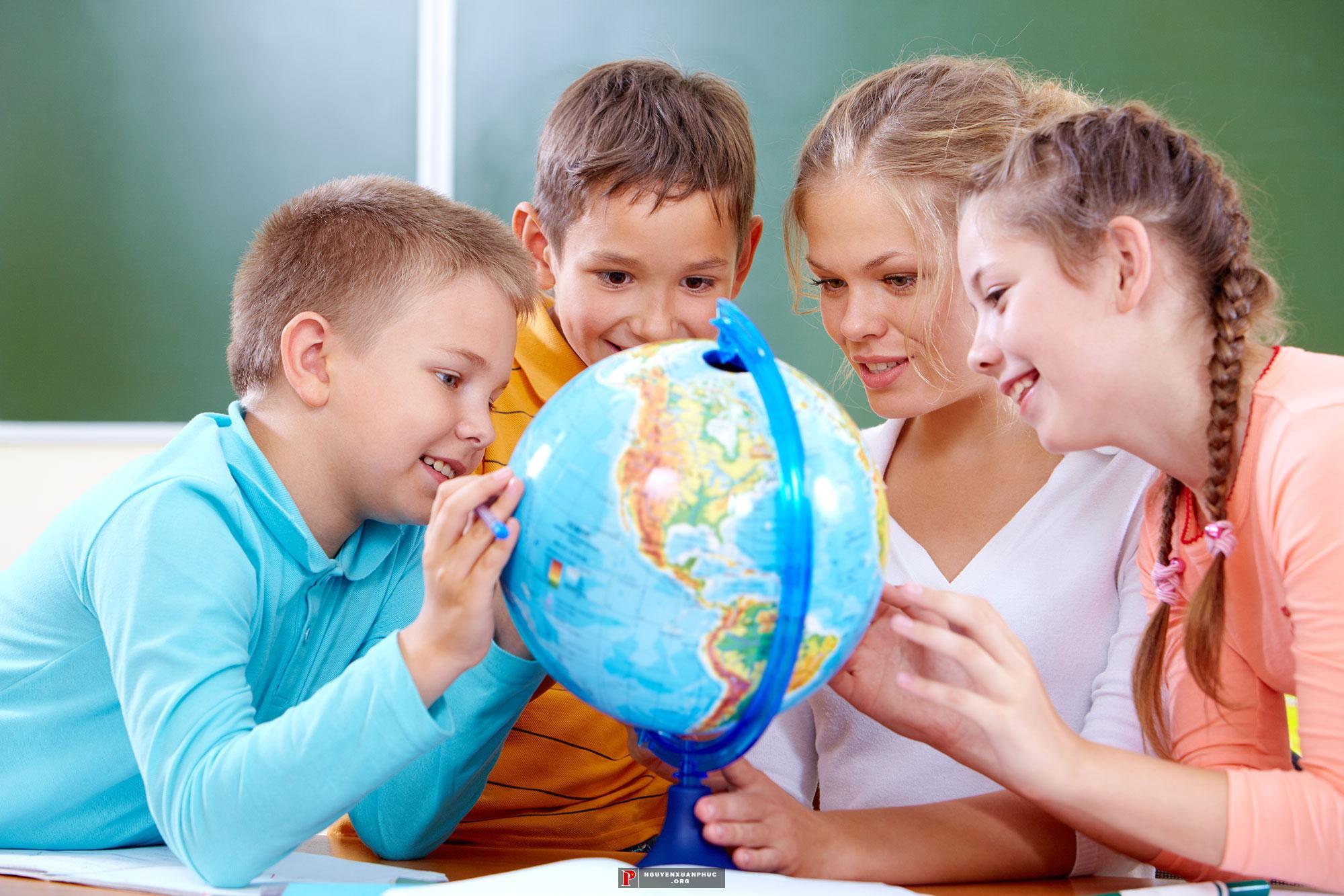 Những đứa trẻ của bạn sẽ được hưởng nền giáo dục tiên tiến nhất nhì thế giới