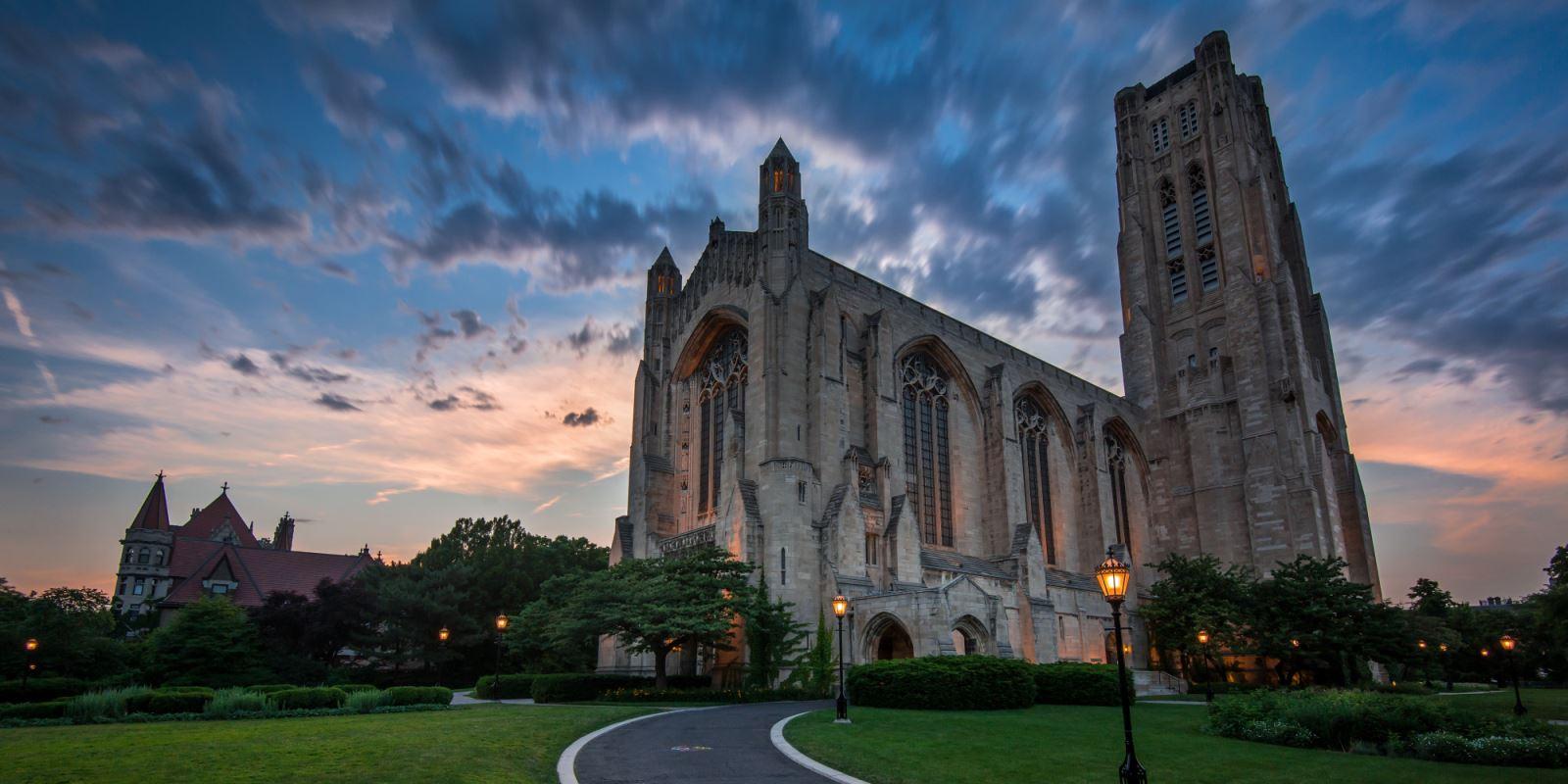 Hình ảnh Đại học Chicago