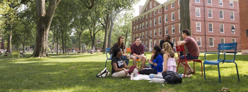 Ở Harvard, bạn có thật sự sống trong Harvard của mình? 1