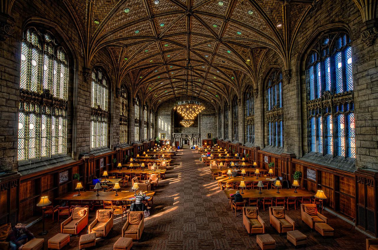 Ký túc xá đại học Chicago