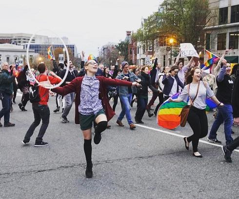 Cộng đồng LGBT khi du học Mỹ