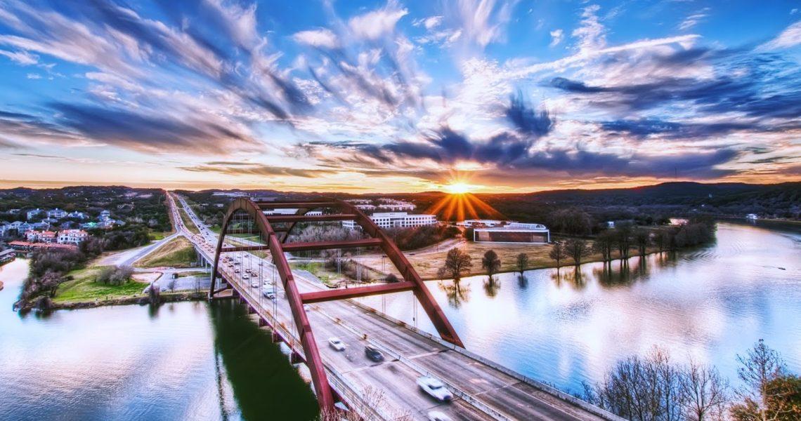 Tiểu bang Texas đẹp mộng mơ