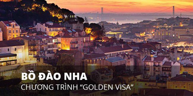 Chương trình Golden Visa được chính phủ Bồ Đào Nha đưa ra từ năm 2012