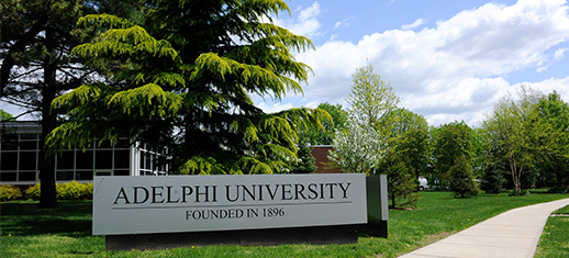 Adelphi University, New York