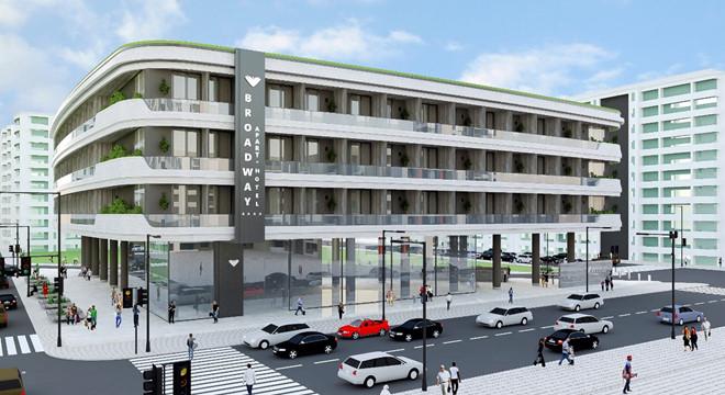 Dự án Broadway Apart- Hotel