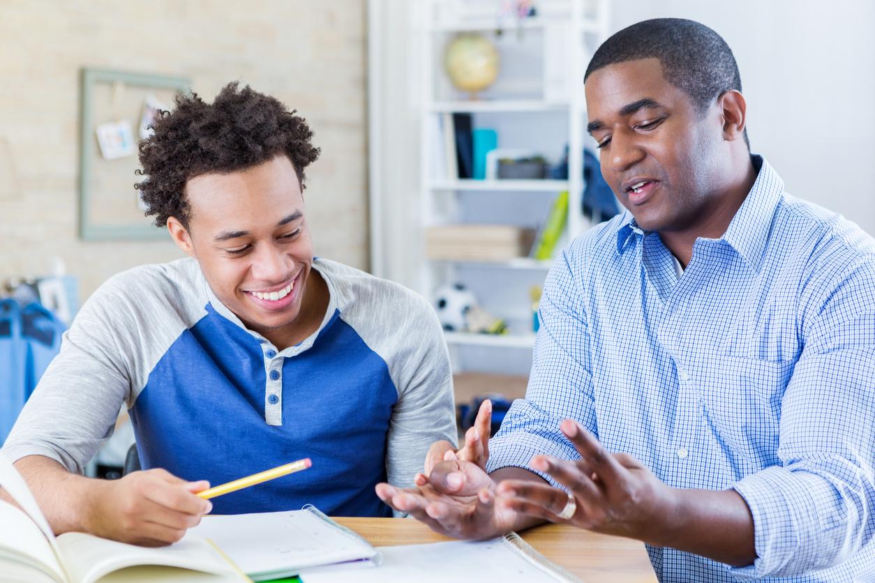 Du học sinh và cha mẹ