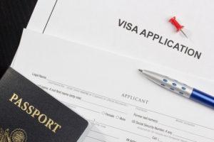 Giấy tờ làm visa