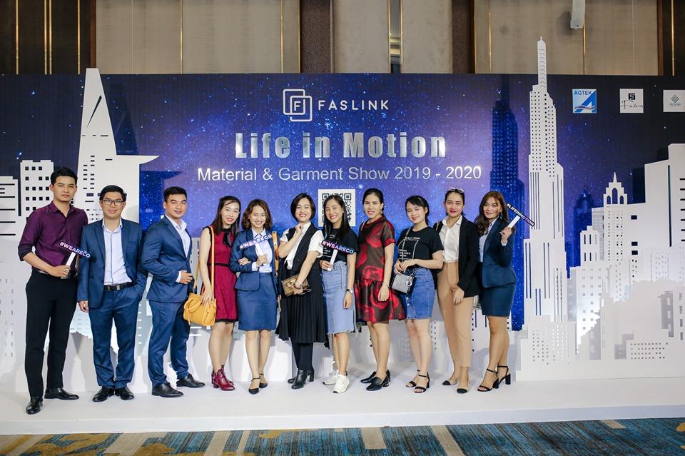 """Các khách mời tại sự kiện """"Life in Motion"""" 2019."""