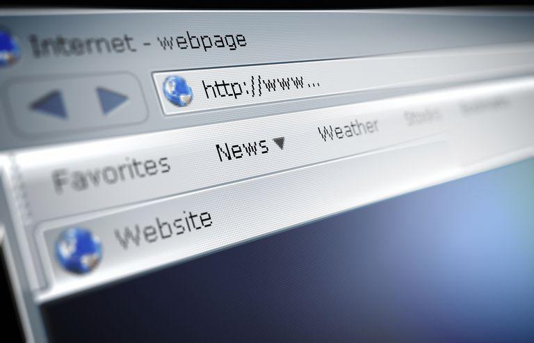 URL web