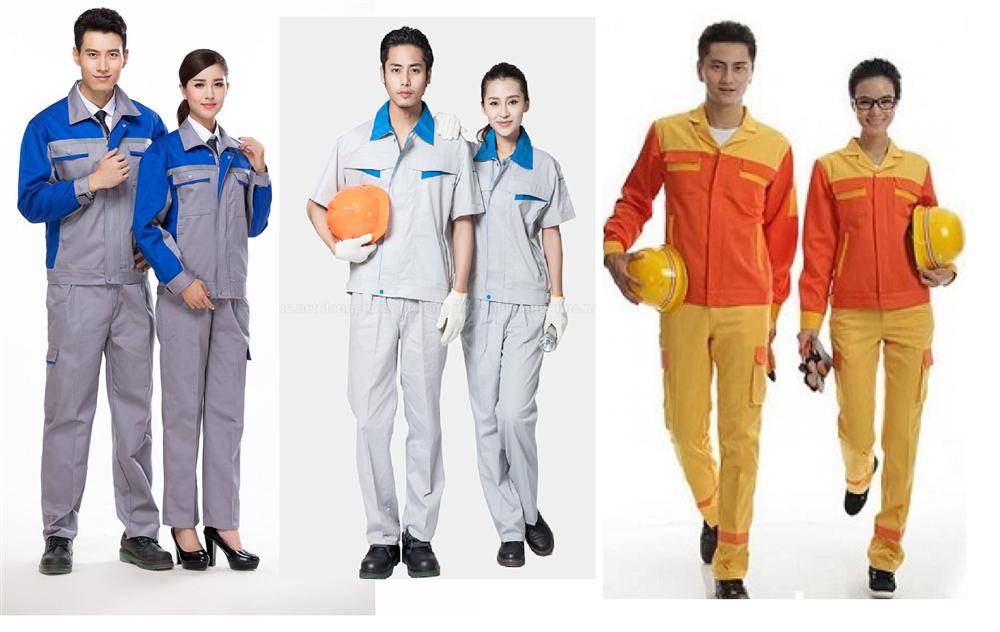 Đồng phục bảo hộ lao động - Ảnh 2