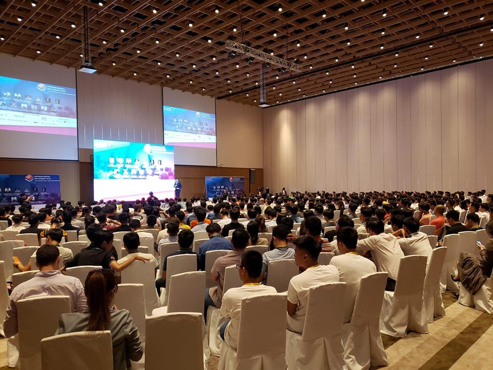 Sự kiện VietNam Digital SEO Summit 2019