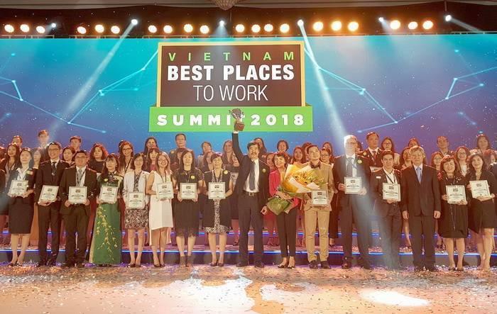 Nơi làm việc tốt nhất Việt Nam 2019 - Ảnh 3