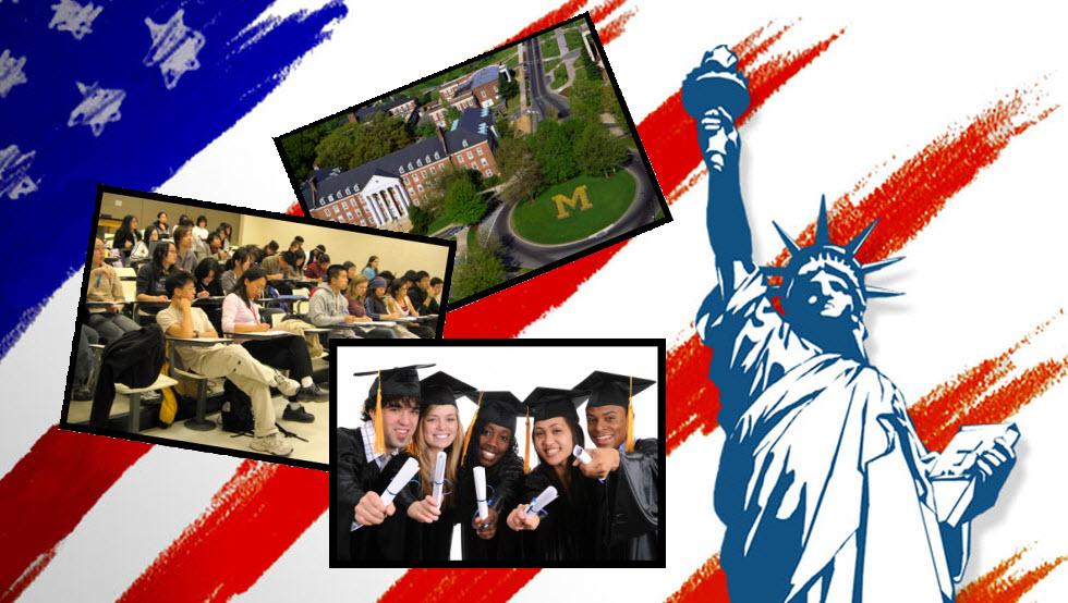 Hồ sơ du học Mỹ nên tham khảo từ nguồn thông tin nào?