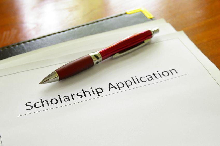 Đơn xin học bổng