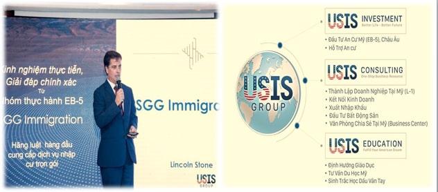 USIS Education cam kết sẽ hỗ trợ tốt nhất trong việc định hướng và tư vấn du học cho học sinh.