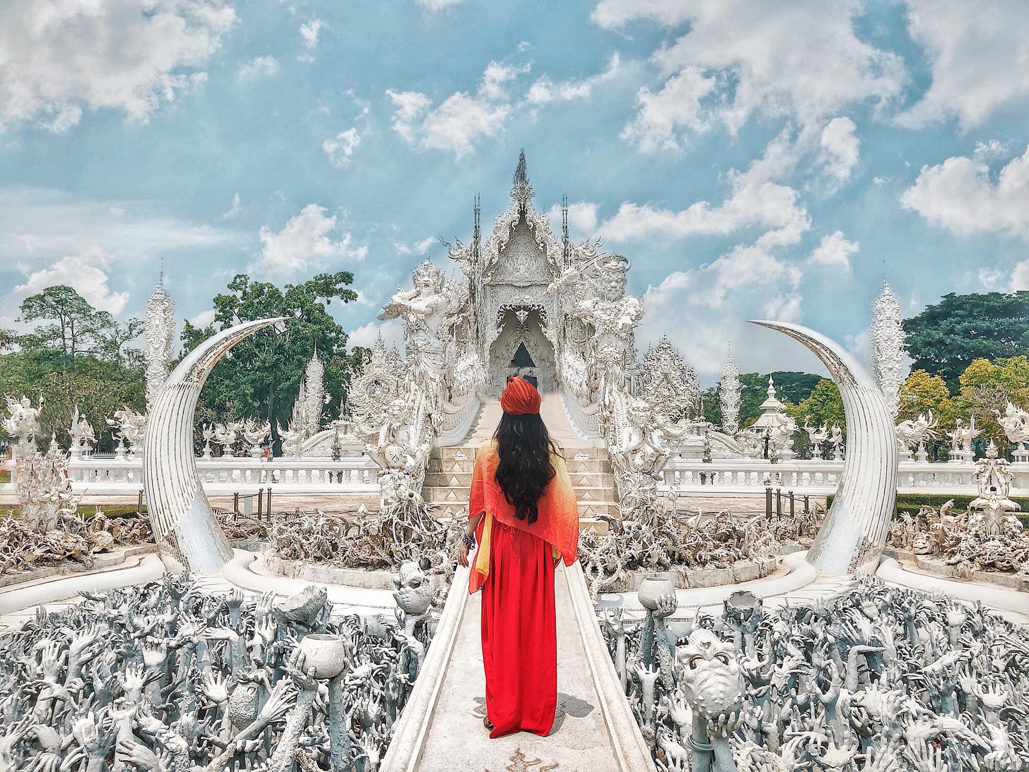 Chùa Trắng - Wat Rong Khun