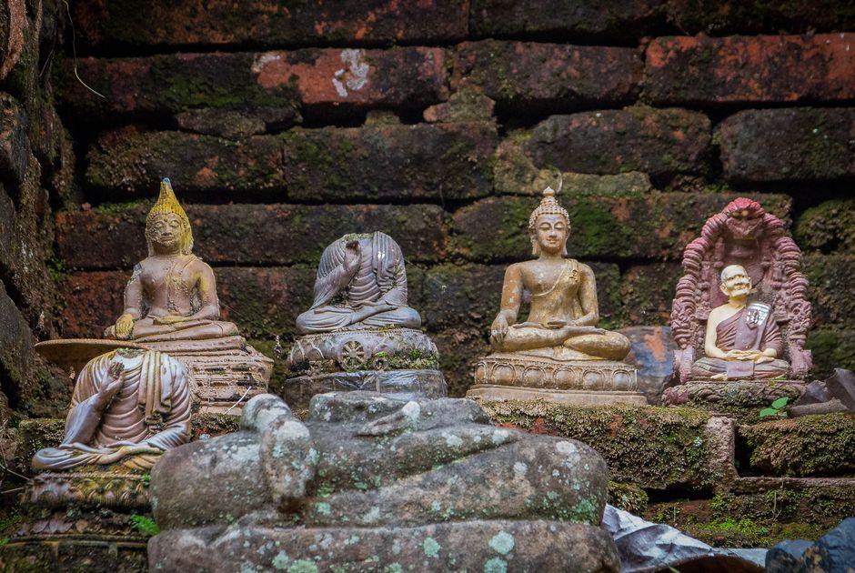 Chiang Saen, Thái Lan