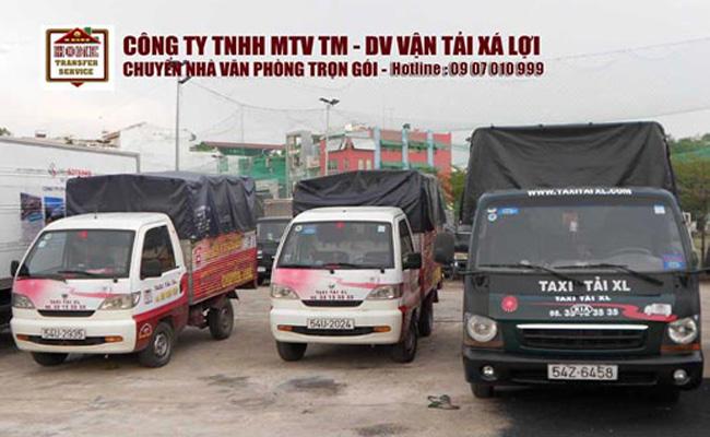Dịch vụ chuyển nhà văn phòng Moving House tại TP Hồ Chí Minh