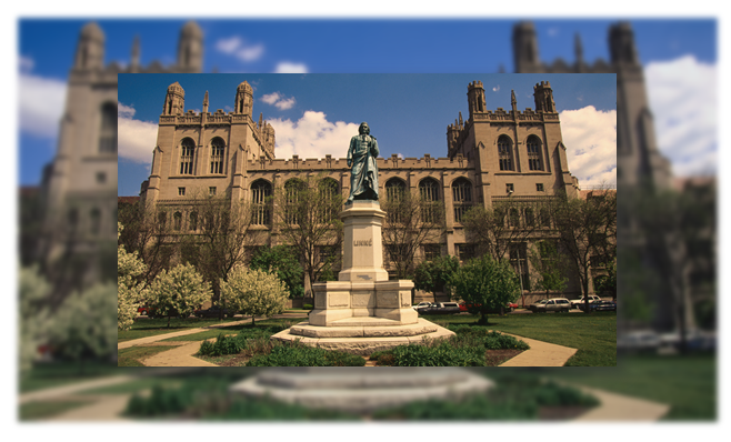 Đại học Chicago được đánh giá cao về các khóa học Nghệ thuật và khoa học