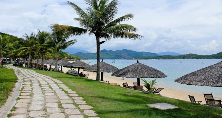 Biển Hòn Tằm Nha Trang