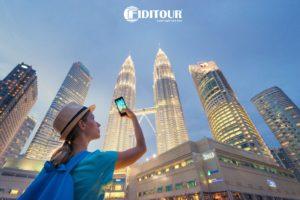 Công ty cổ phần Fiditour - một trong những công ty đi đầu về du lịch ở Việt Nam