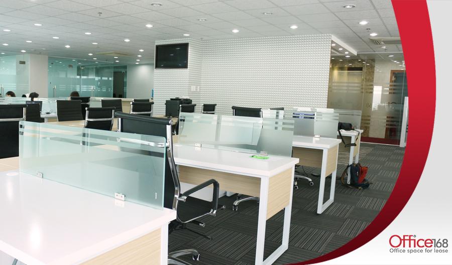 Dịch vụ văn phòng cho thuê của Office168