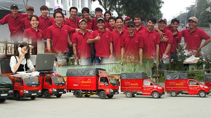 Công ty vận chuyển Xá Lợi