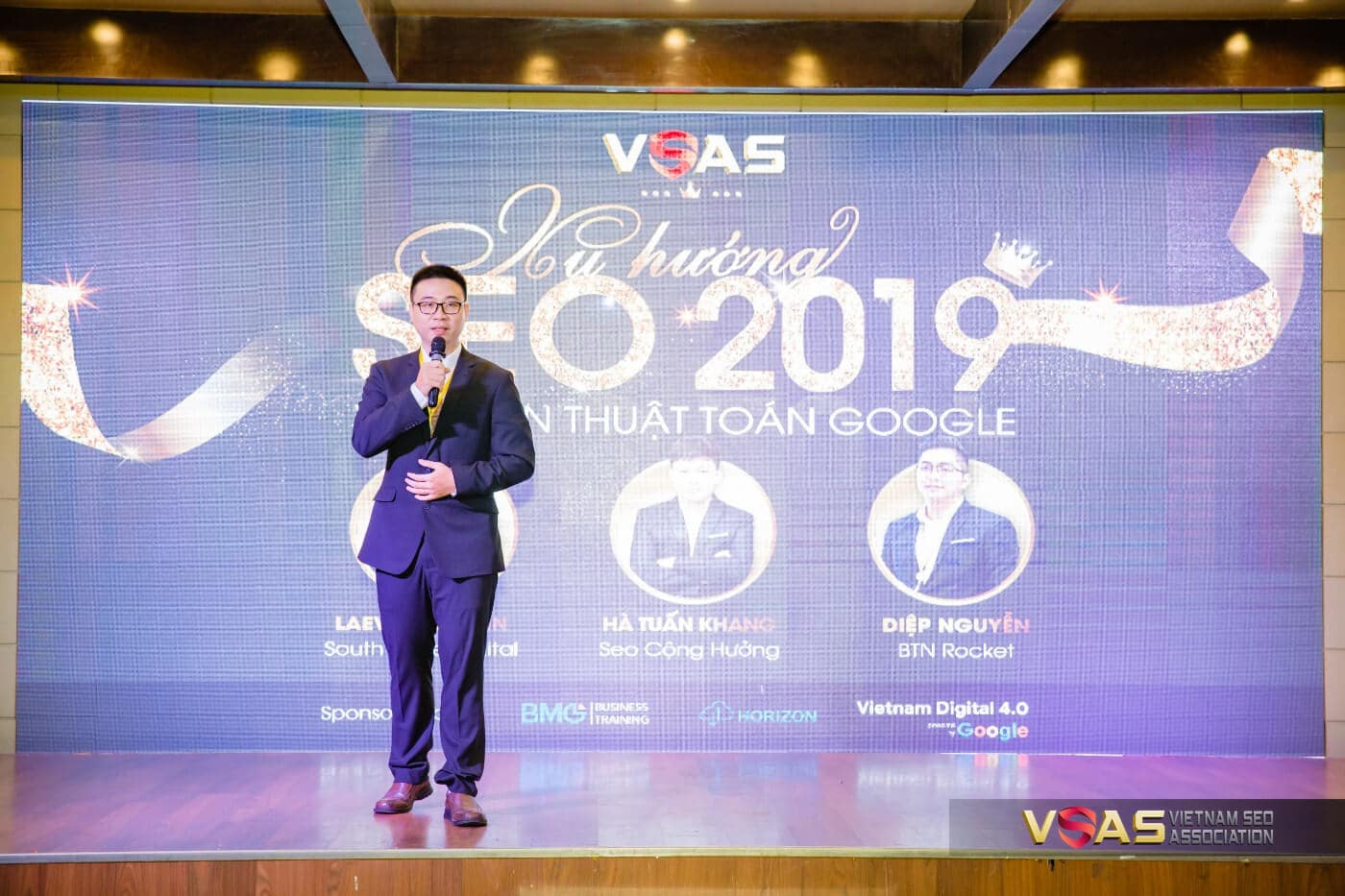 Laevis Nguyễn - Founder của South Edge Digital