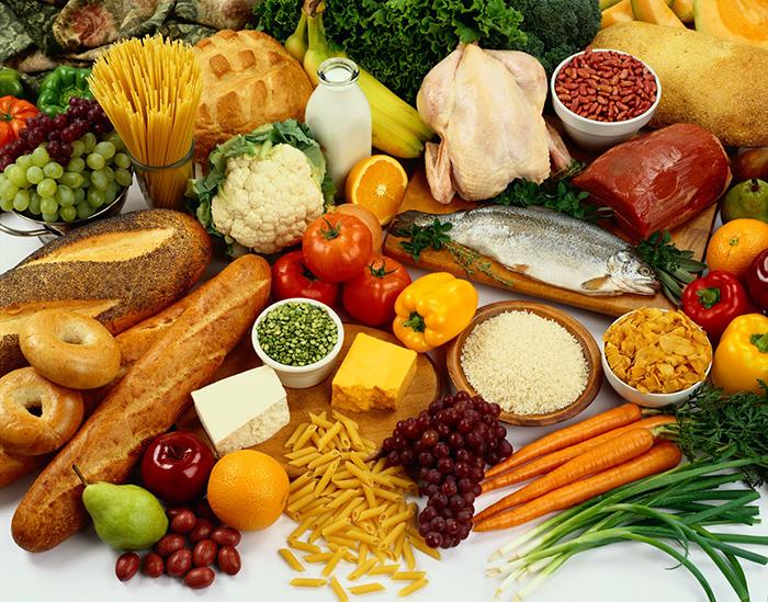 Chế độ dinh dưỡng cho người thương xuyên vận động