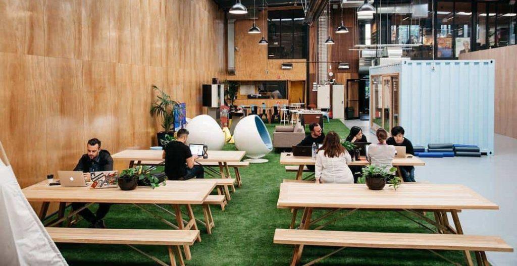 Mô hình lý tưởng coworking space dành cho freelancer
