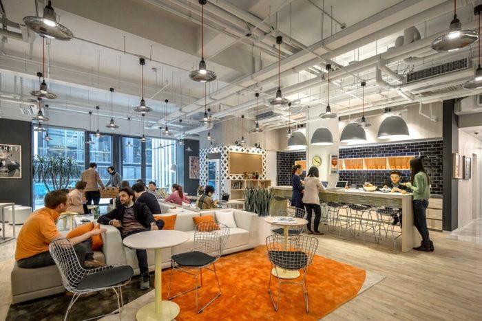 Coworking Space dành cho các doanh nghiệp Startup